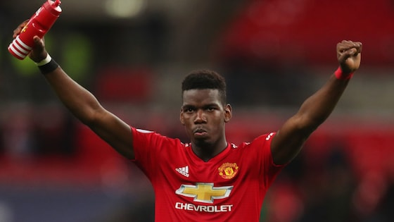 Man United name Gareth Bale, 1 other Real Madrid star in exchange for Paul Pogba