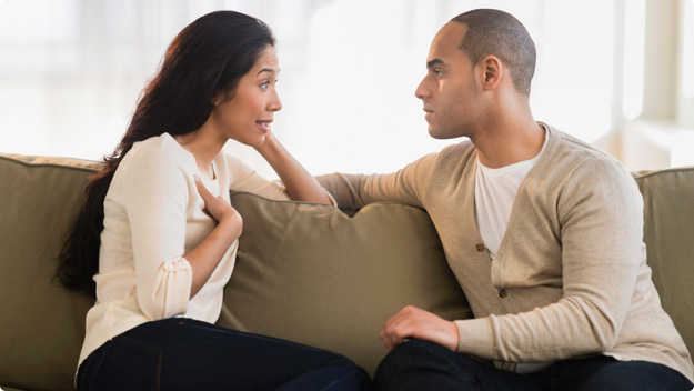 4 questions you should never ask your partner