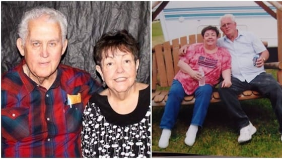 77-year-old couple reportedly pass on holding hands just hours apart (photos)