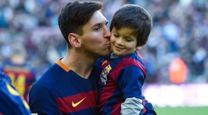 Lionel Messi: My son asked why I'm always crucified in Argentina