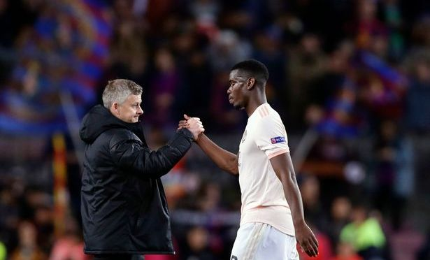 Manchester United are facing big Paul Pogba problem after Barcelona defeat