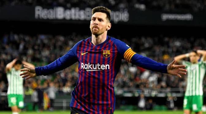 Lionel Messi emerges world's highest paid footballer