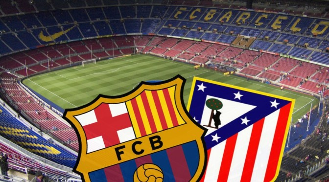 Messi set new record as Barcelona beats Atletico Madrid in La Liga