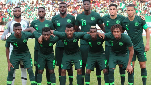 SUPER EAGLES AFCON 2019 SCHEDULE RELEASED WITH TIMES AND VENUES