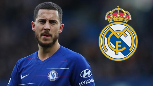 Real Madrid hunts for Chelsea star Eden Hazard