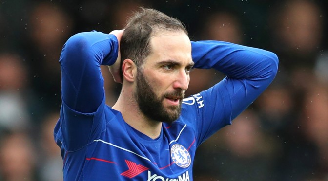 Higuain reveals why Chelsea cannot stop Hazard from joining Real Madrid