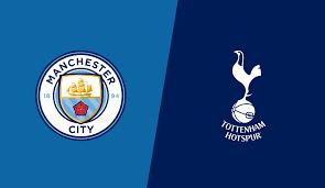 Manchester City Vs Tottenham 4-4(Full Time)