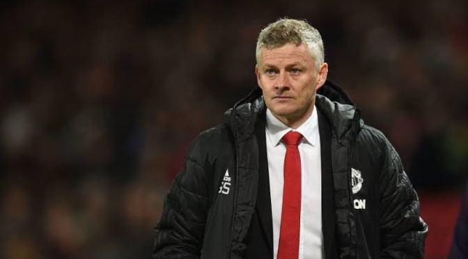 Ole Gunnar Solskjaer's Man United are 1 game away from making worst run
