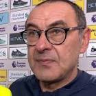 Maurizio Sarri comments after Chelsea's 2-0 defeat to Liverpool