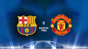 Messi scores brace as Barcelona beats Manchester United 3-0 to move to the UCL semi finals