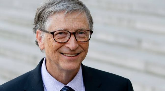 Bill Gates sends strong message to President Buhari