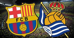 Barcelona wins Real Sociedad 2-1 in La Liga