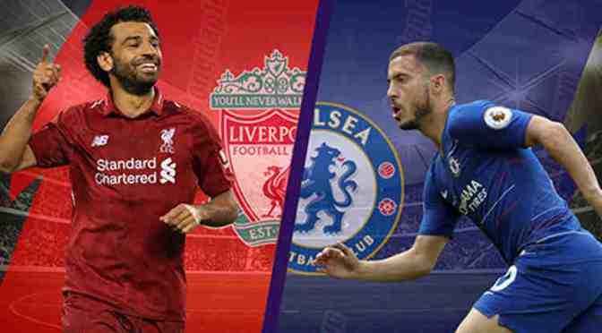 Liverpool Vs Chelsea 2-0(Full Time)