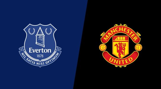Everton murdered Manchester United 4-0