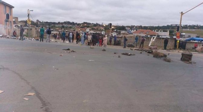 Nigerians Attacked In Fresh Xenophobic Attack In South Africa[PHOTOS