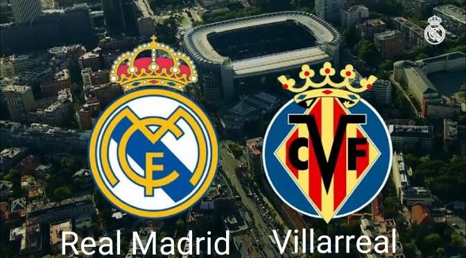 Real Madrid beats Villarreal 3-2 in La Liga
