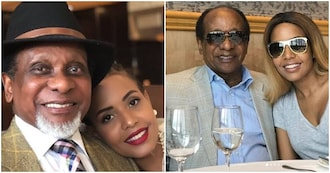 Tanzanian billionaire Reginald Mengi dies at 75 leaving $560m for his 39-year-old wife