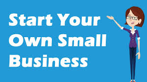 How to start a business in a small town.