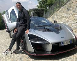 Cristiano Ronaldo, Juventus star acquires  £750,000 McLaren Senna hypercar