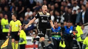 Ajax defeat Tottenham in the UCL First Leg Semifinals 0-1
