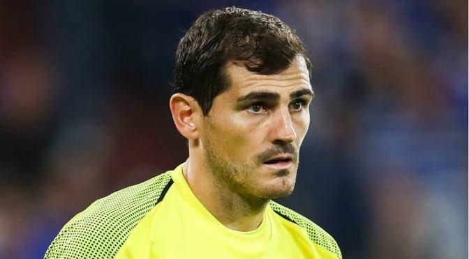 Iker Casillas hospitalised as he suffers heart attack