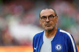 Transfer ban will stop Chelsea competing for title, says Maurizio Sarri