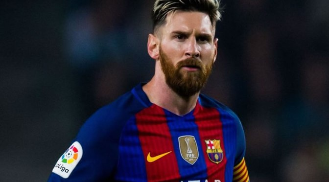"Messi reveals the player who will take over as the world ""best"" when he retires"