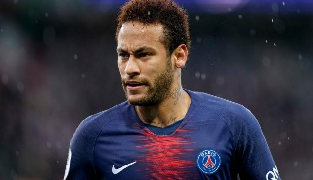 PSG star Neymar accused of rape