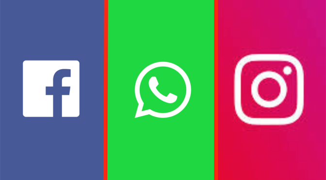 Facebook, Instagram and WhatsApp are back in service