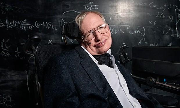 Biography: Stephen William Hawking