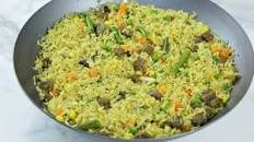 How to prepare Nigerian Fried Rice