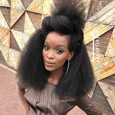 How to encourage your hair to grow (for Africans)