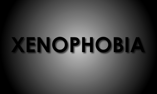 How to help in your own personal way stop xenophobia