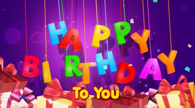 Happy Birthday To Daniel Bryte