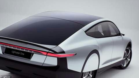 See the first 'long-range' solar car (12,400 Miles A Year)- Photos