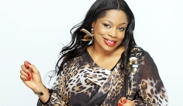 Nigeria Gospel singer, Sinach welcomes 1st child at 46