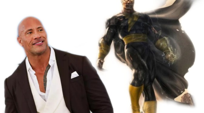 "Dwayne Johnson ""The Rock"" announces release date for 'Black Adam' superhero film"