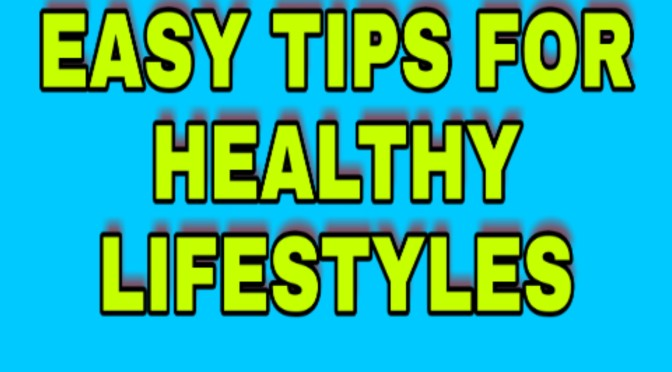 9 Steps to Healthy Lifestyle