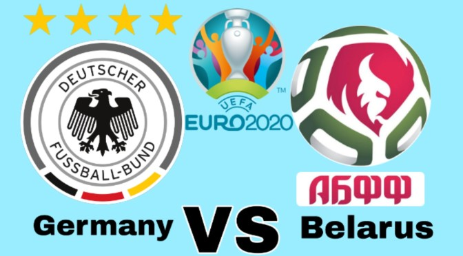 Euro 2020 Qualifiers: Germany beat Belarus 4-0