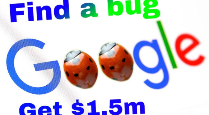 Google Offers $1.5m 'Prize' For Detecting Any Pixel Phone Bugs