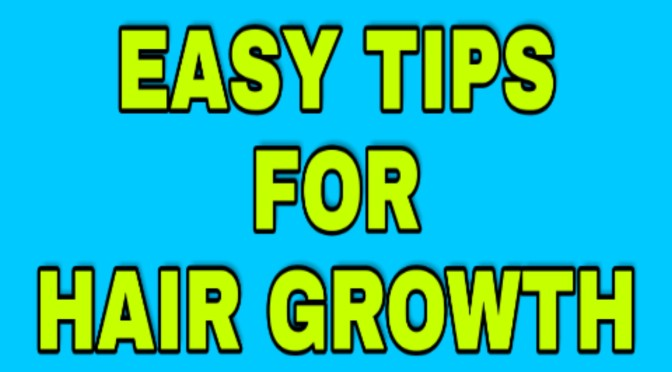 6 Easy Guide To Grow Your Hair Naturally