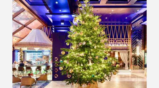 See the world most expensive christmas tree the PRICE will SHOCK You.