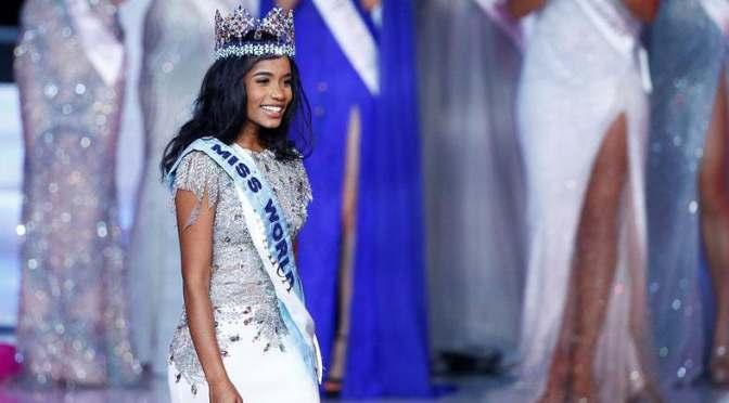 Miss Jamaica Toni-Ann Singh Wins as Miss World 2019 Title