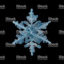 How to create a snowflake with paper