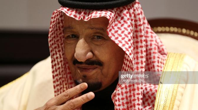 Saudi Arabia Present $272 Billion Budget In Privatization Push