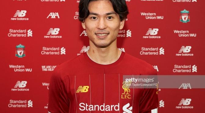 Liverpool Signs Salzburg Striker, Minamino For  £7.25m