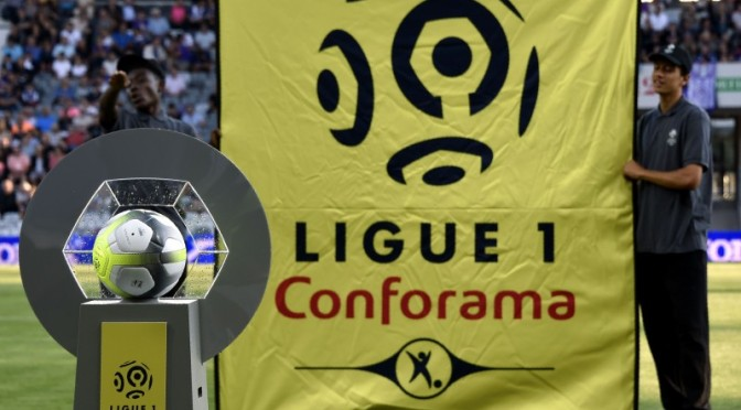 Top 10 highest goal scorers in Ligue 1 as at 6/12/19