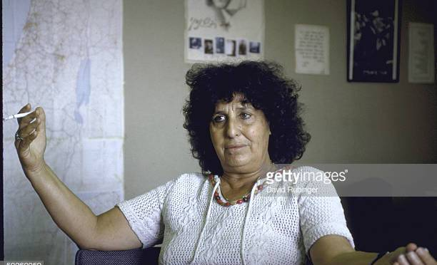 Israeli Activist Geulah Cohen pass away at 94