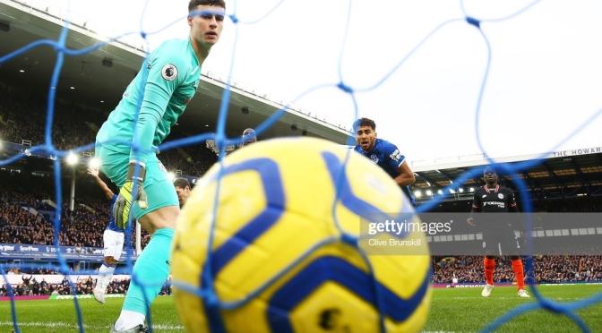 Everton Defeats Chelsea in EPL Clash