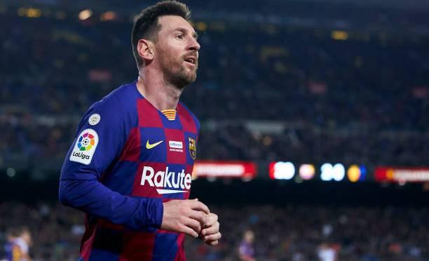 Lionel Messi Scores Regular Hat-Trick As Barcelona Beats Mallorca